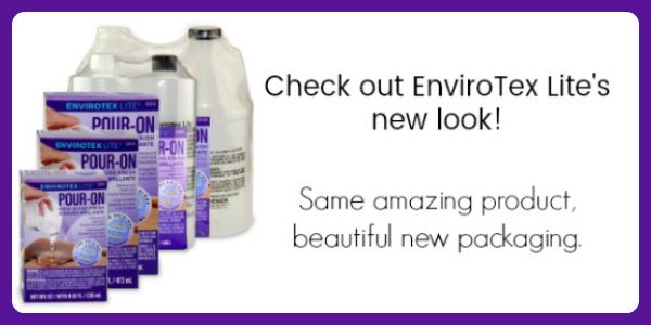 Envirotex Lite new look