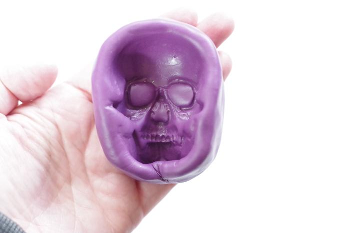 ETI Skull Mold Finished