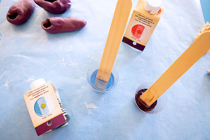 Use Transparent Dyes to Tint the Epoxy