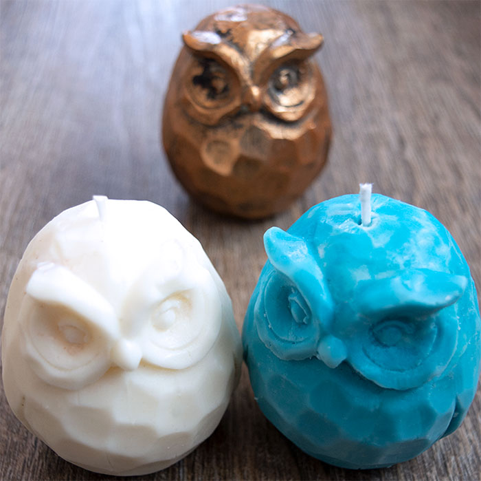Silicone Rubber Mold Candles