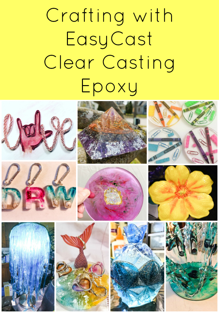 Awesome projects using EasyCast Epoxy Resin