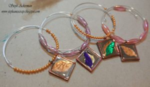 Resin Wine Charms with EasyCast®