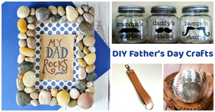 18 Father S Day Crafts That Will Melt His Heart Resin Crafts