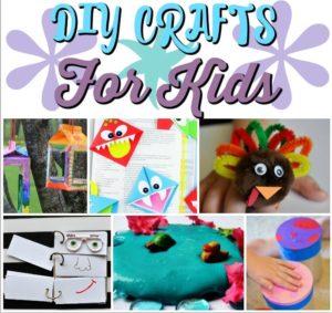 20 DIY Crafts for Kids