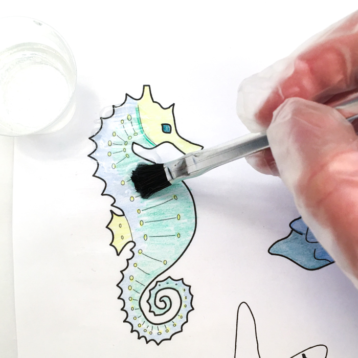 DIY paper embellishments