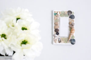 Beachy Decorative Switch Plates