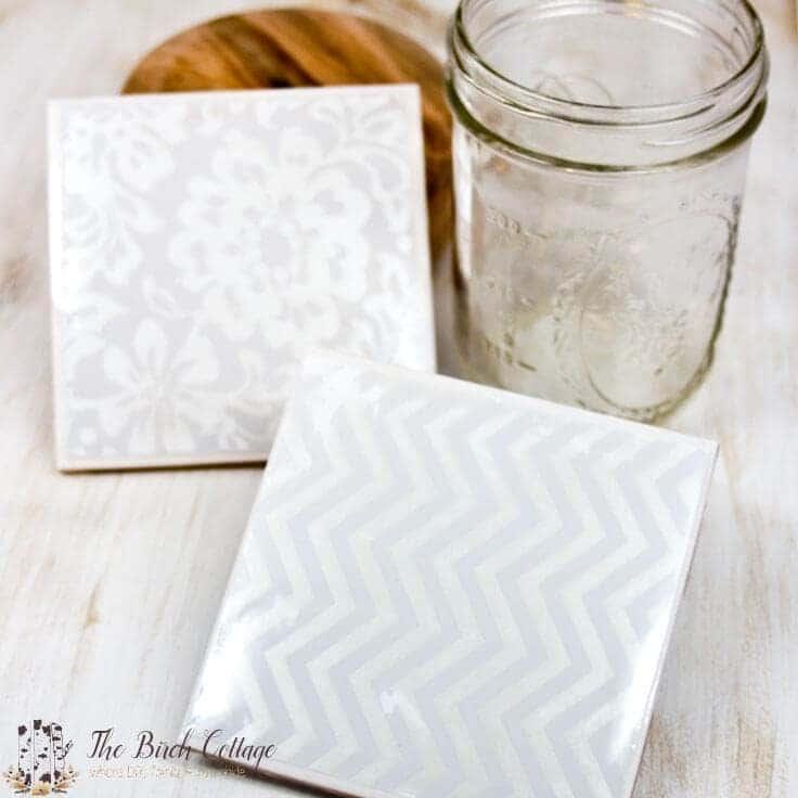 DIY Crafts | DIY Decor | Resin Crafts | DIY Home Decor | Wood Coasters | DIY Coasters | Quick DIY Projects | Ceramic Coasters
