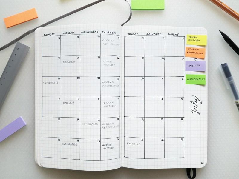 Bullet Journal Ideas | Organization |Resin Crafts | Bullet Journal Hacks | Project Organization