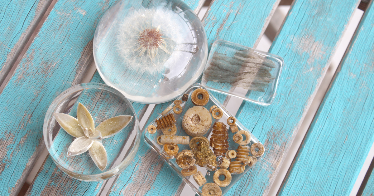 Image Result For Crafts To Make With Resin
