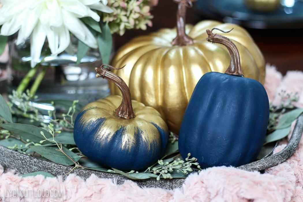 Pretty Painted Pumpkin Ideas
