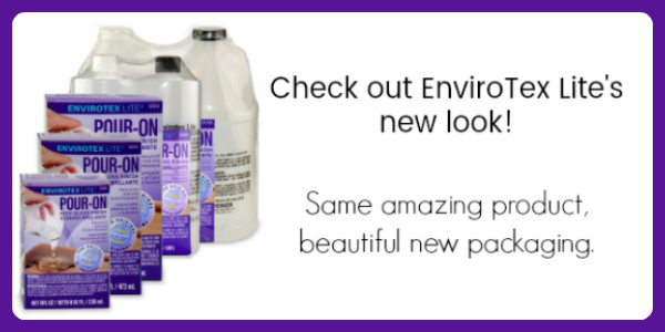 Envirotex Lite new look