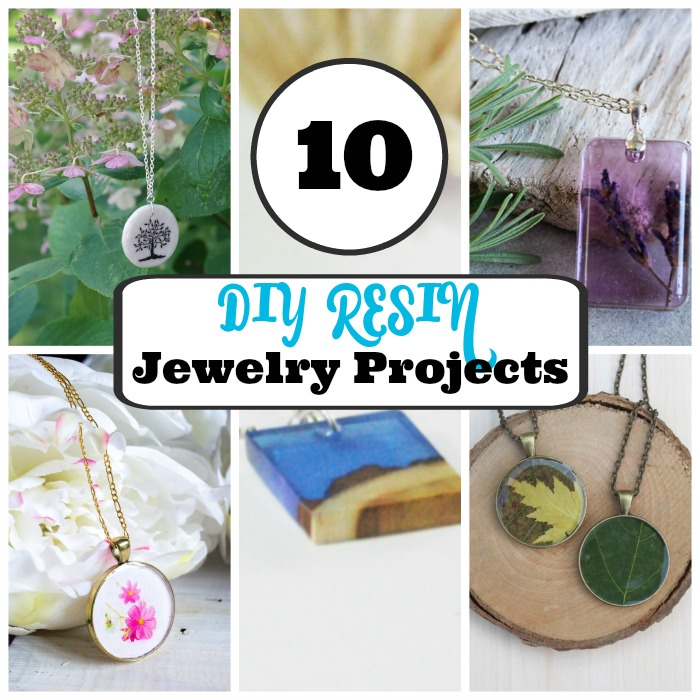 10 Diy Resin Jewelry Projects You Re Going To Love Resin Crafts