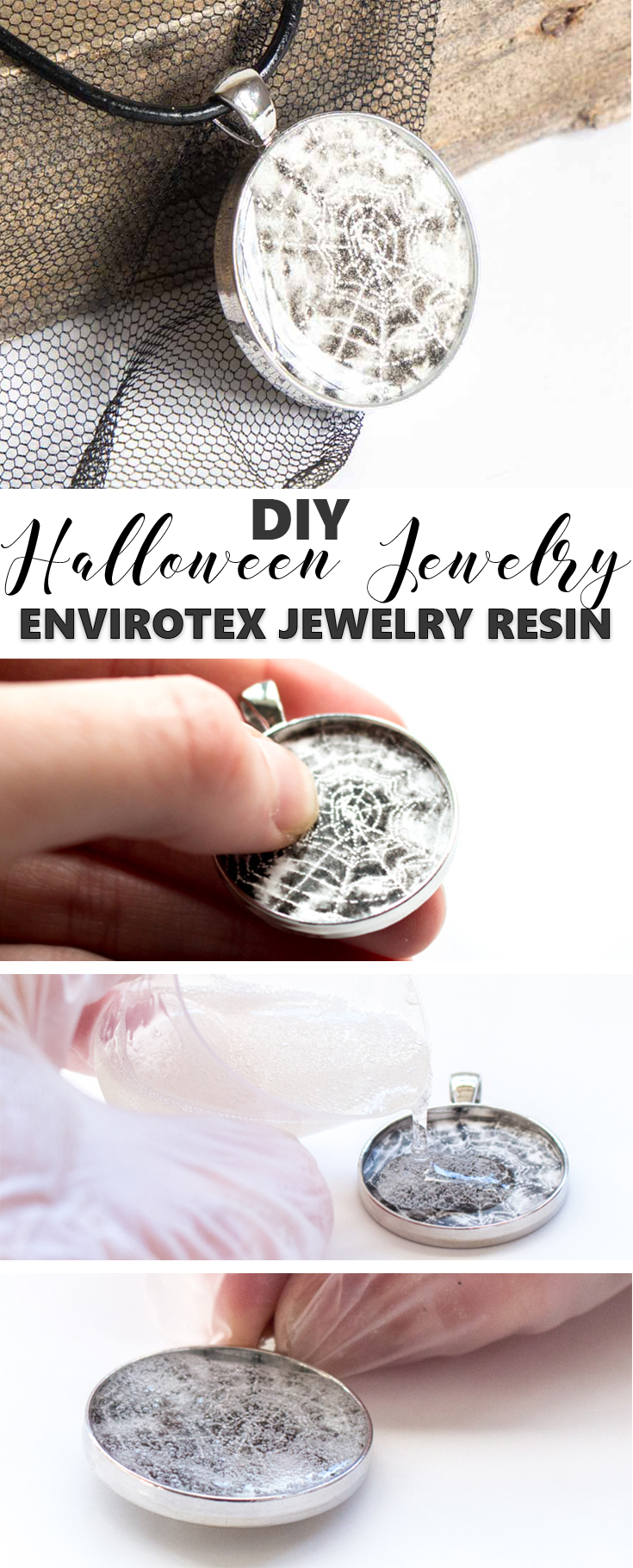 diy halloween jewelry
