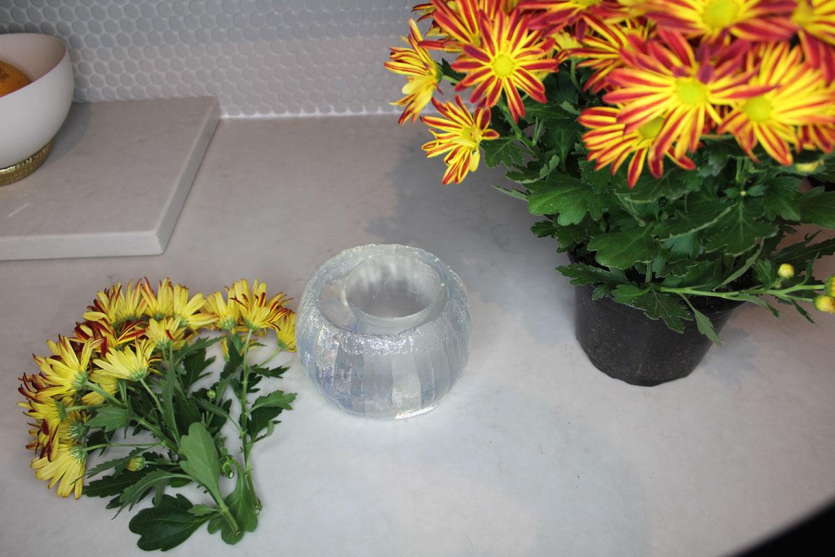 pumpkin inspired resin mini vase   whitney j decor   pumpkin diy   diy pumpkin   resin pumpkin diy   resin crafts   diy resin projects   resin vase   pumpkin vase