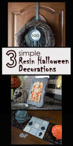 resin halloween decorations pinterest image