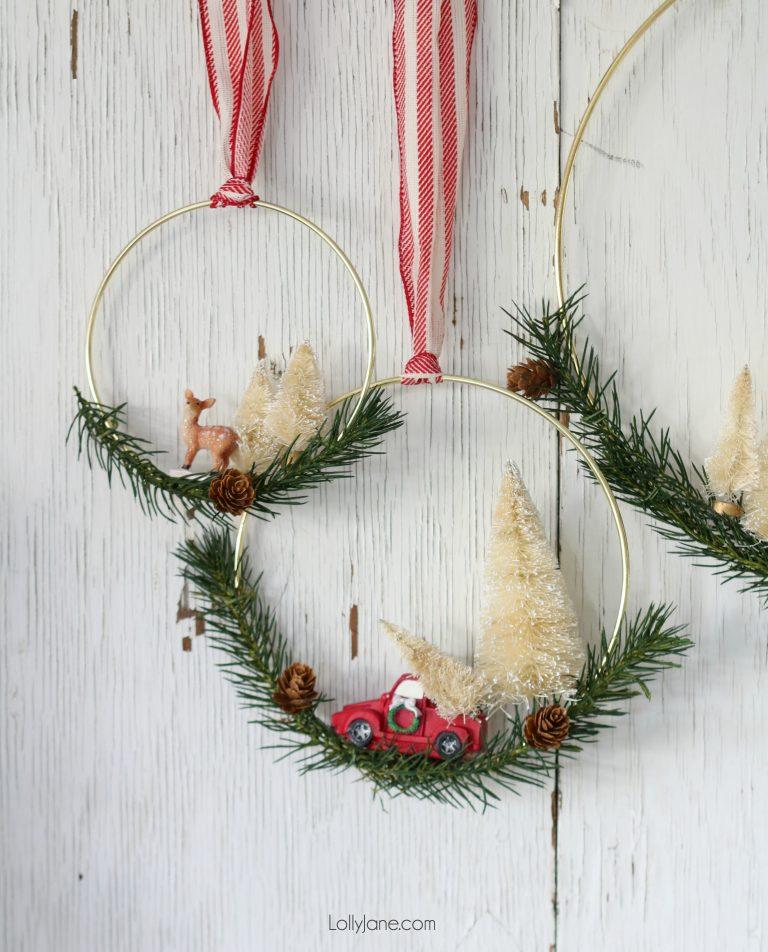 10 Stunning DIY Christmas Wreaths