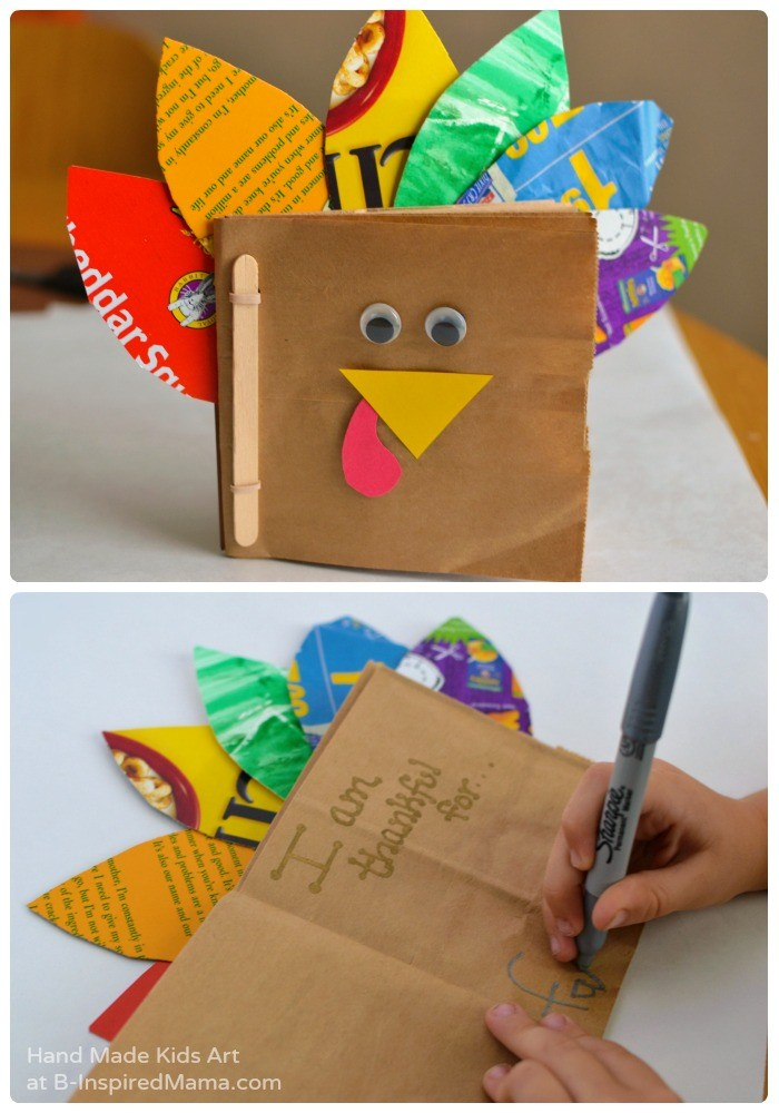 10 fun thanksgiving crafts for kids resin crafts for Diy thanksgiving crafts