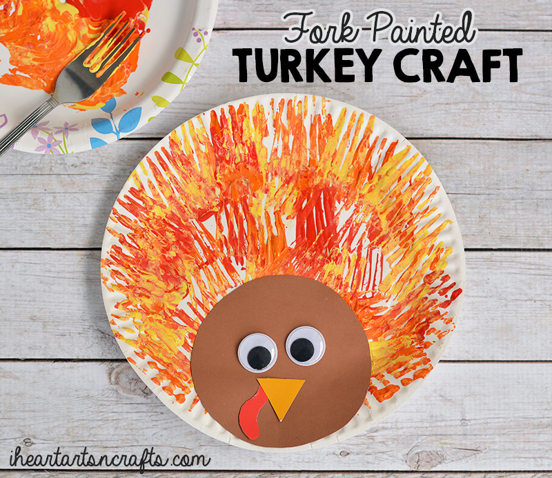 10 fun thanksgiving crafts for kids resin crafts for Thanksgiving turkey arts and crafts