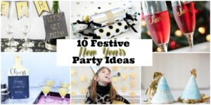 10 Festive New Year's Party Ideas