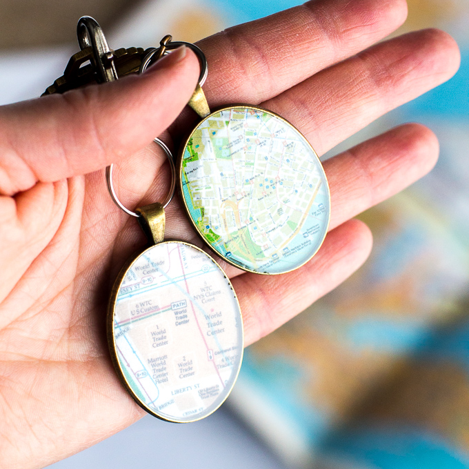 How To Make Personalized Keychains With Envirotex Jewelry Resin