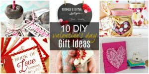 10 Valentine's Day Gifts You Can Create