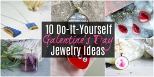 10 DIY Galentine's Day Jewelry Ideas