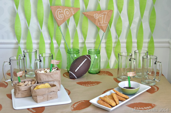 Resin Crafts Blog | DIY Ideas | Party Ideas | DIY Party Ideas | Superbowl Parties | Superbowl Party Ideas |