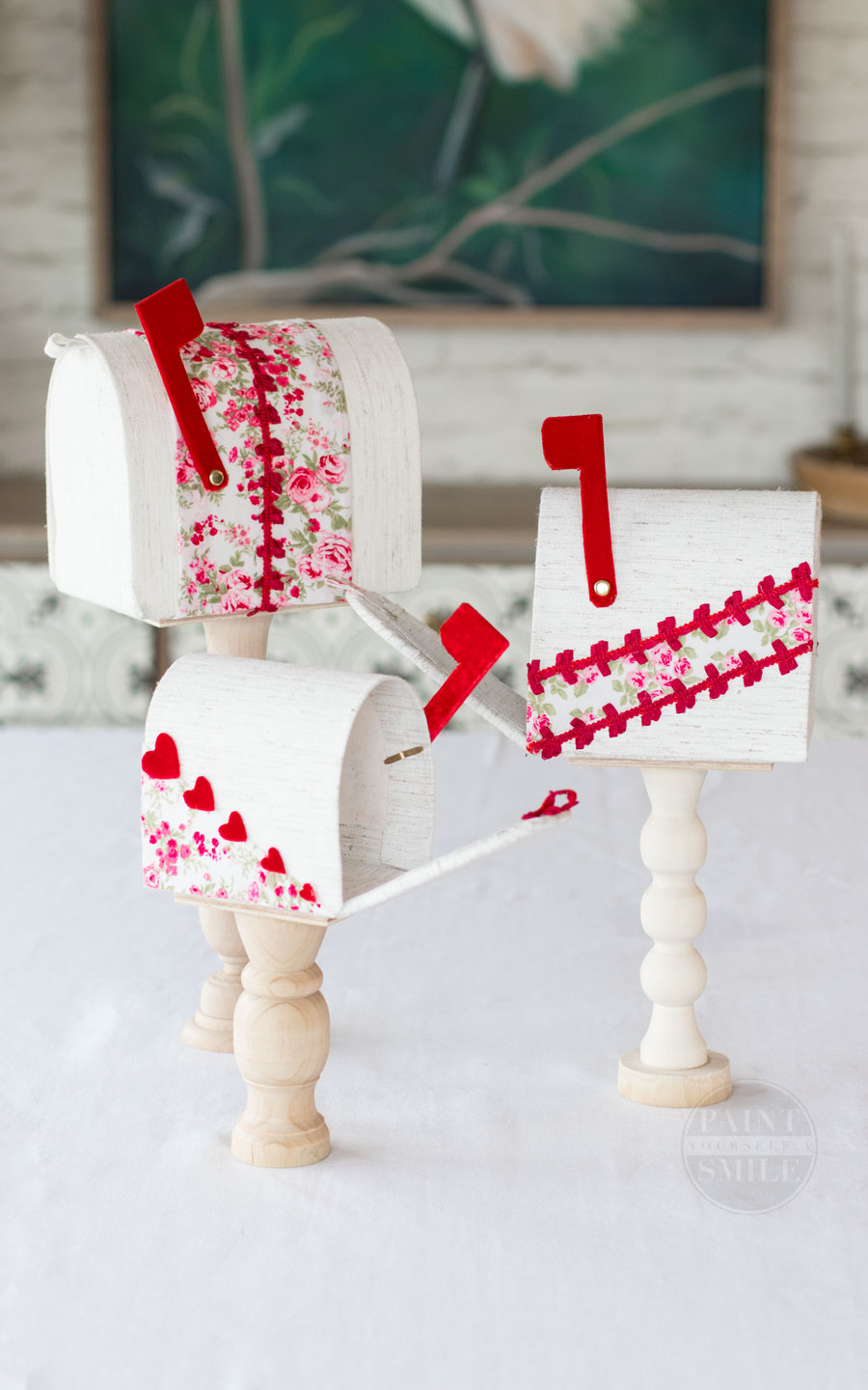 10 diy valentines day decor options - Valentines Day Decor