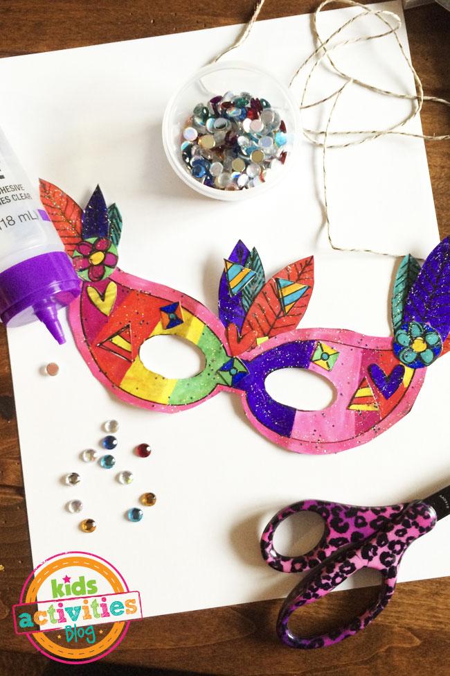 10 Festive Mardi Gras Crafts Resin Crafts