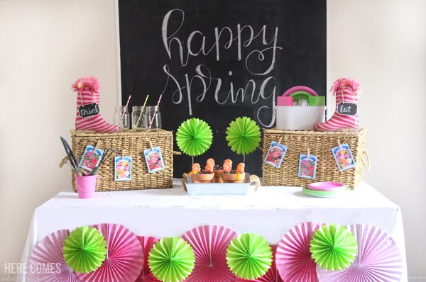 Resin Crafts Blog | Spring Season | Spring Parties | Spring Party Ideas | DIY Party Ideas |