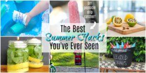 The Best Summer Hacks You've Ever Seen