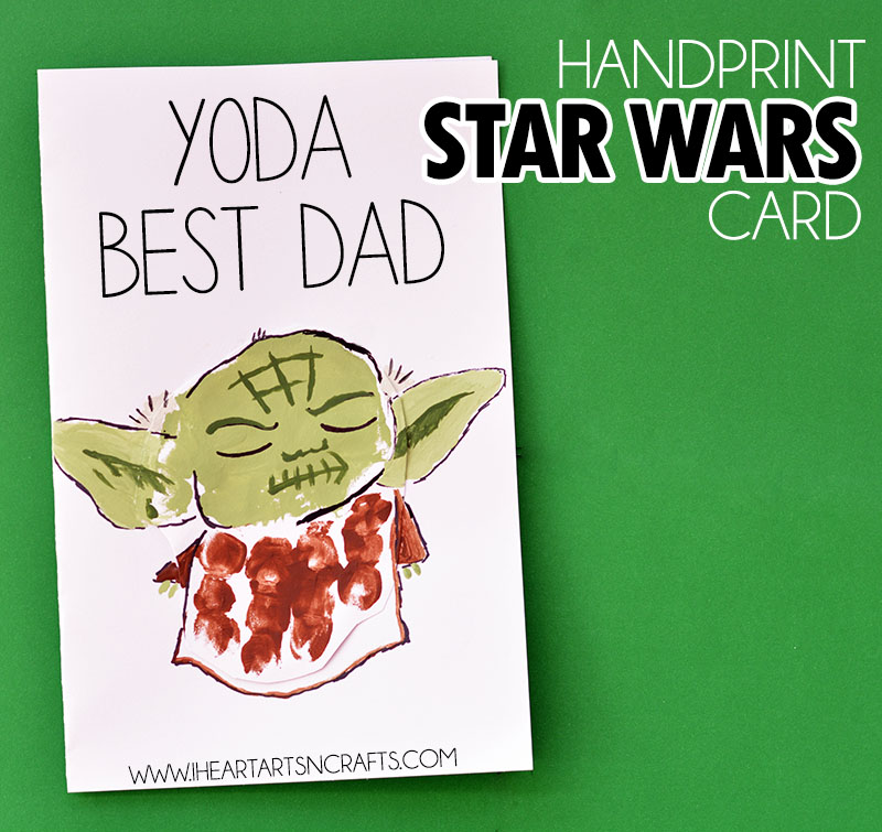 Handmade Father's Day Gifts Kids Can Make - Resin Crafts