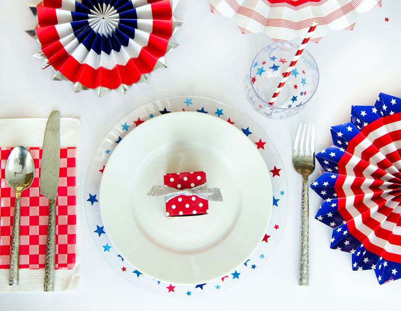 4th Of July Diy Party Decorations Resin Crafts