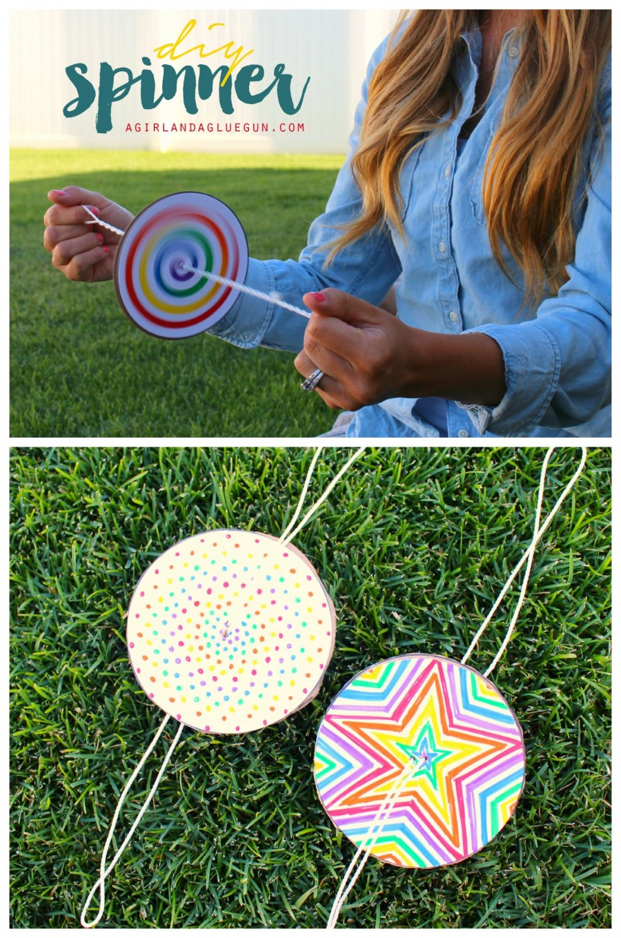 summer craft fun crafts projects resin diy adults spinners decor