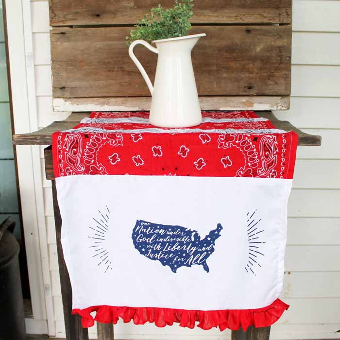 4th Of July DIY Party Decorations
