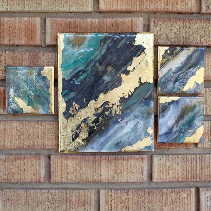 Painting Resin Art Ideas