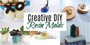 Creative DIY Resin Molds