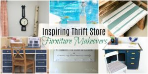Inspiring Thrift Store Makeovers