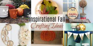 Inspirational Fall Crafting Ideas
