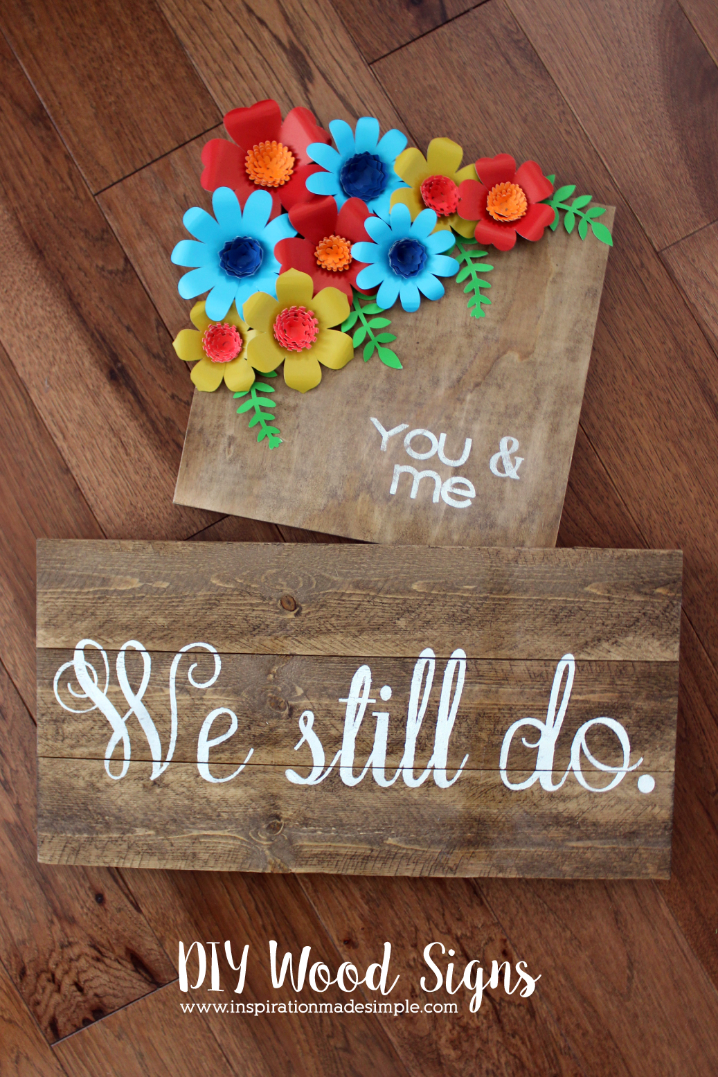 Amazing DIY Wood Signs - Resin Crafts