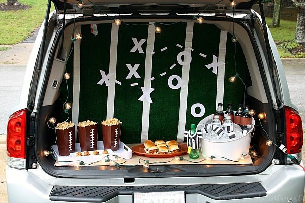 Resin Crafts Blog Football Season Diy Party Ideas Tailgating