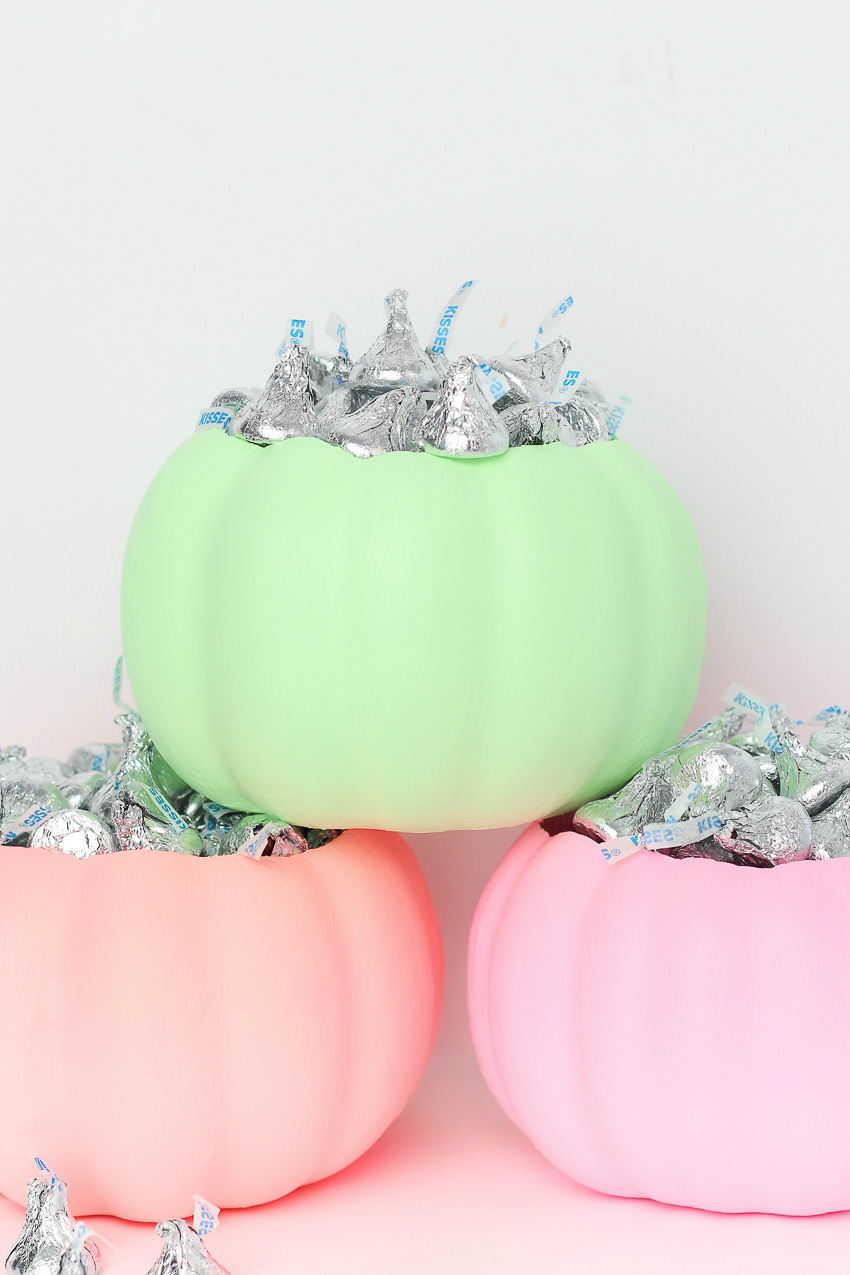 Neon Pastel Candy Dishes