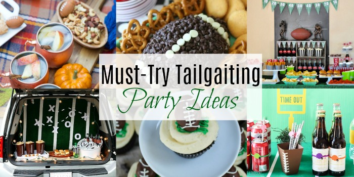 Must Try Tailgating Party Ideas