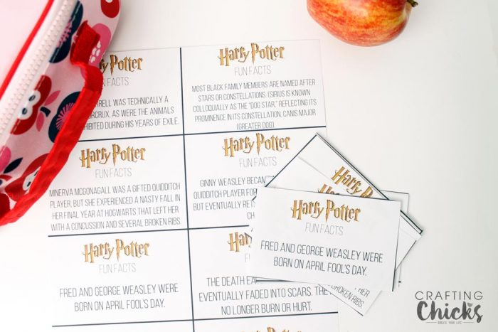 graphic regarding Harry Potter Activities Printable identify Harry-Potter-Pleasurable-Information and facts1-700x467 - Resin Crafts