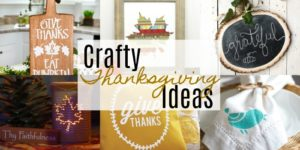 Thanksgiving Crafts To Try This Season
