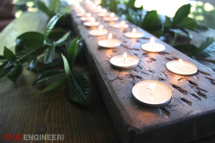 Resin Crafts Blog   DIY Decor   Holiday Decor   DIY Tablescape   Holiday Tables   Holiday Tablescapes  