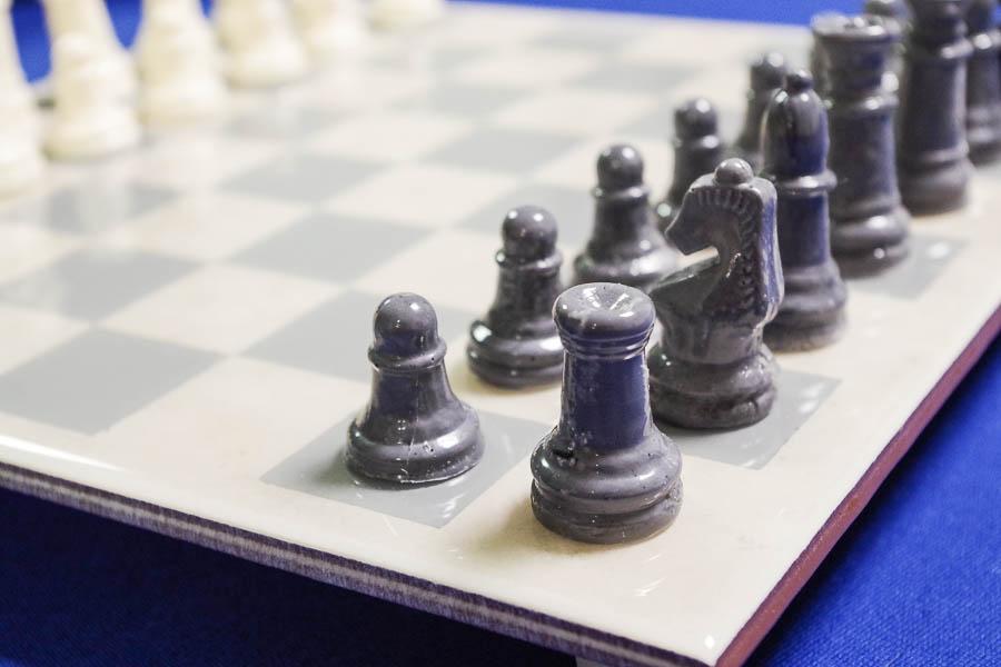Diy Resin Chess Pieces Resin Crafts
