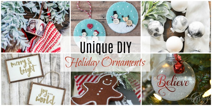 Resin Christmas Ornaments.Unique Diy Holiday Ornaments Resin Crafts