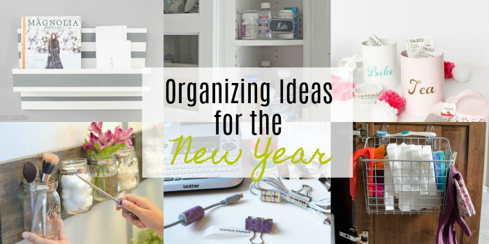 Organizing Ideas For The New Year