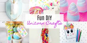 Fun DIY Unicorn Crafts